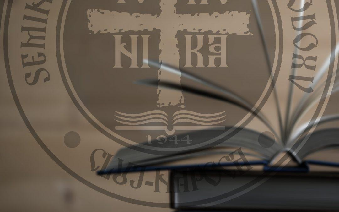 ADMITEREA ÎN CLASA A IX-A, TEOLOGIE ORTODOXĂ, 10 iunie 2020