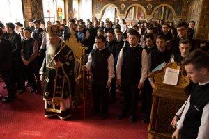 Admitere pentru clasa de teologie (sesiunea de toamnă)