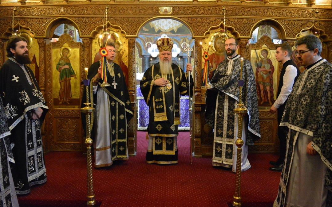 Liturghie Arhierească, Prima Vineri din Postul Mare
