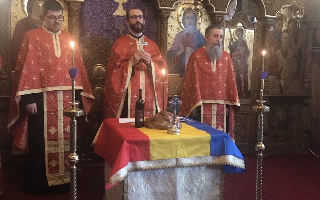 Elevii și profesorii STOR au comemorat eroii unirii Basarabiei cu România, 27 martie 1918 – 27 martie 2018