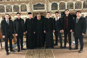 Misiunea elevilor seminariști în parohia Parva