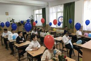 Festivitatea clasei a VIII-a