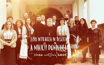 Gimnaziul Seminarului Ortodox și-a pre-serbat hramul